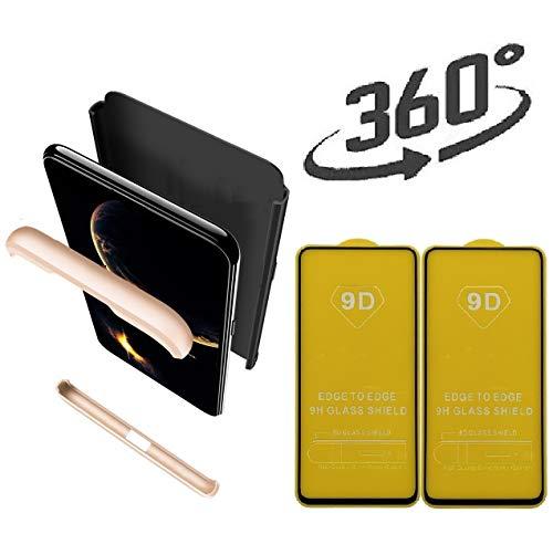 Coque de protection 360° hyujia pour Xiaomi Redmi 8 (Vendeur Tiers)