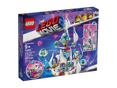 Jeu de construction Lego : Le palais spatial de la Reine aux mille visages (70838)