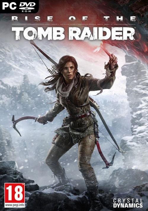 Rise of the Tomb Raider sur PC (Dématérialisé)