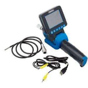 Caméra d'inspection Draper 05163 - Port SD, Diamètre 5,5 mm