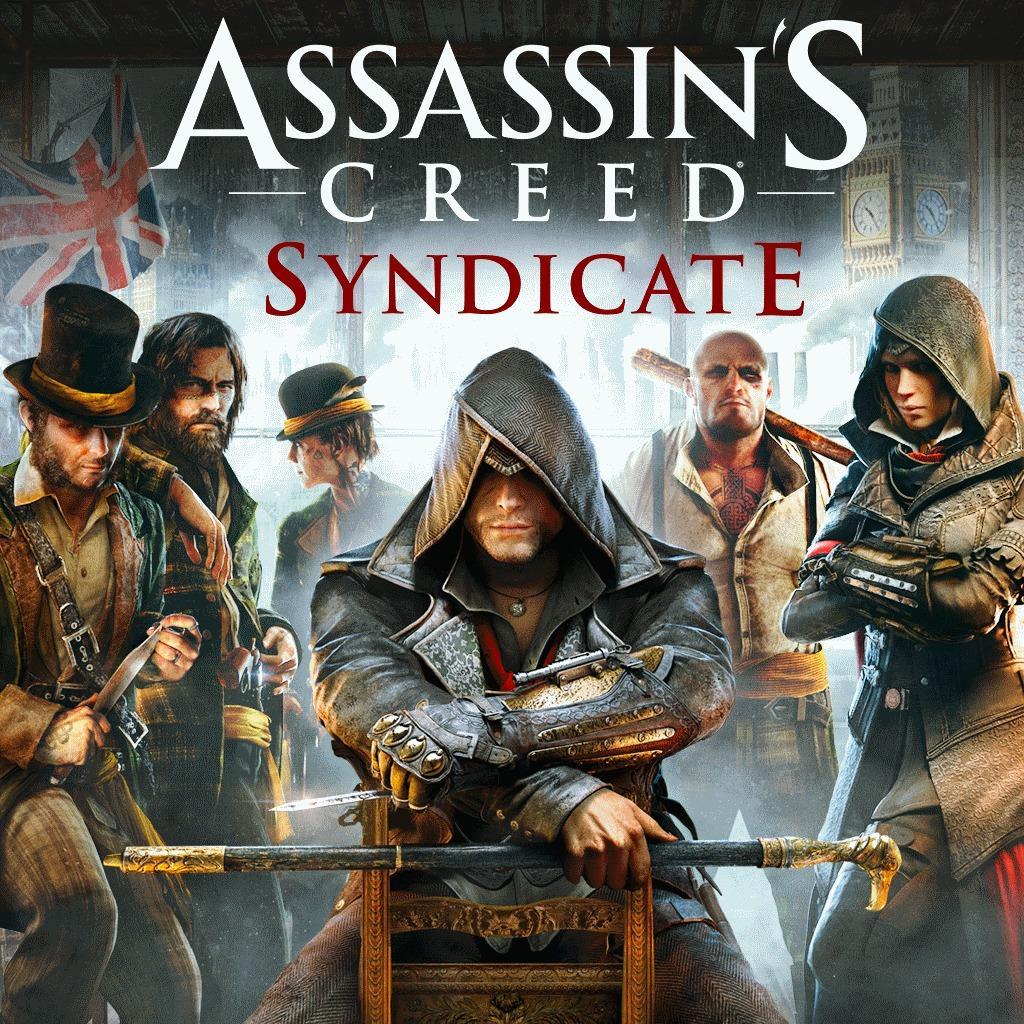Assassin's Creed Syndicate - PS4 (dématérialisé)