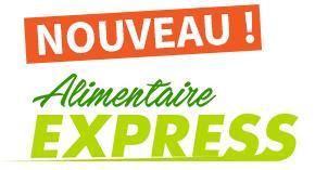 10€ de réduction dès 40€ d'achat sur votre première commande Alimentaire Express
