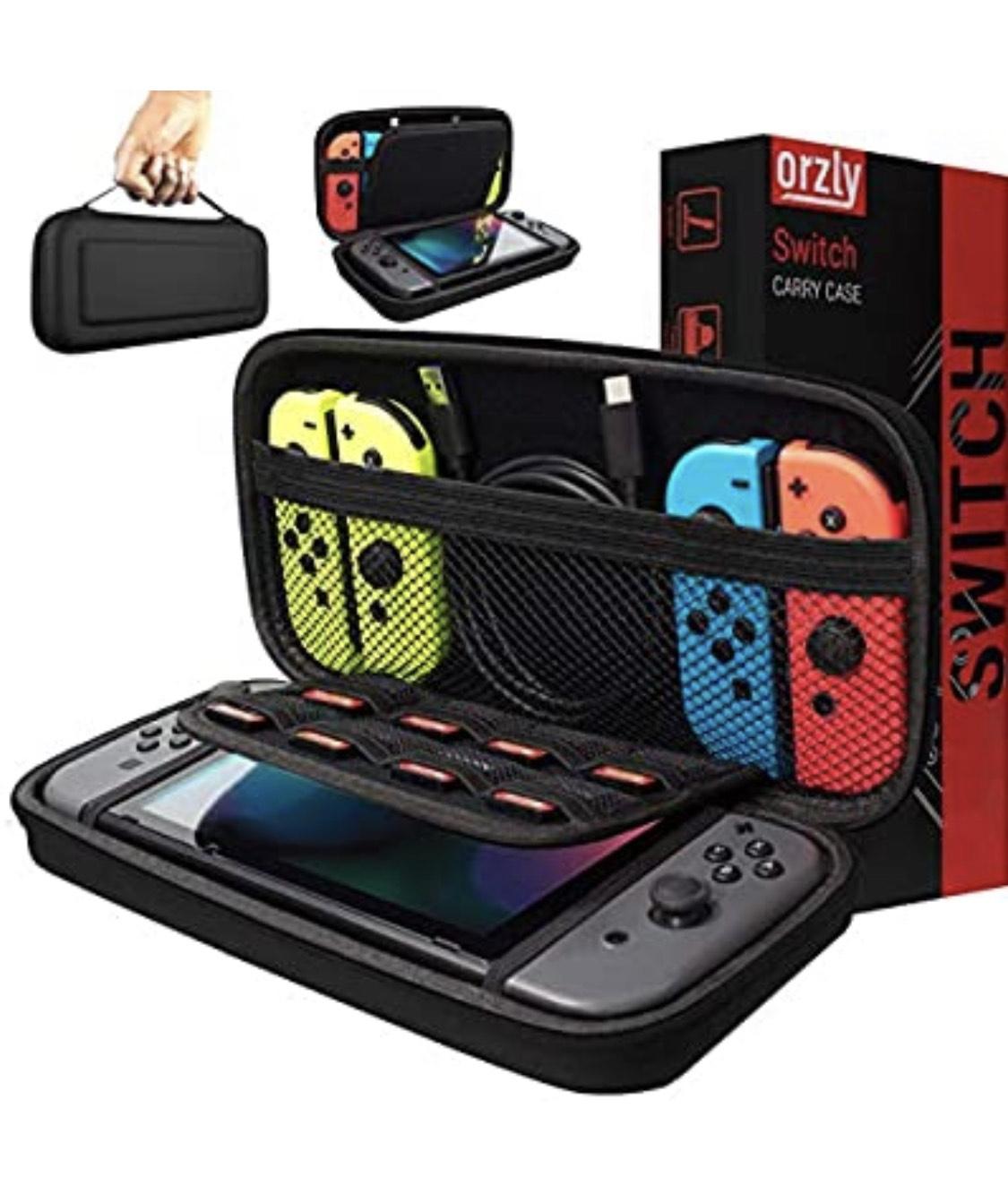 Etui Rigide Orzly pour Nintendo Switch (Vendeur Tiers)