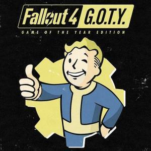 Jeu Fallout 4 GOTY: Jeu de base et ses DLCs sur PC (Dématérialisé - Steam)