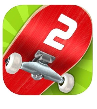 Touchgrind Skate 2 gratuit sur ios