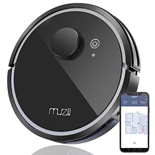 Robot Aspirateur Connecté Muzili - WiFi (Via Coupon - Vendeur Tiers)