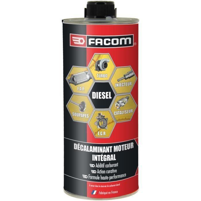 Decrassant intégral diesel Facom 6 en 1 - 1L