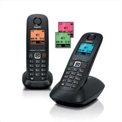 Téléphone fixe Gigaset A540 Duo - 2 Combinés