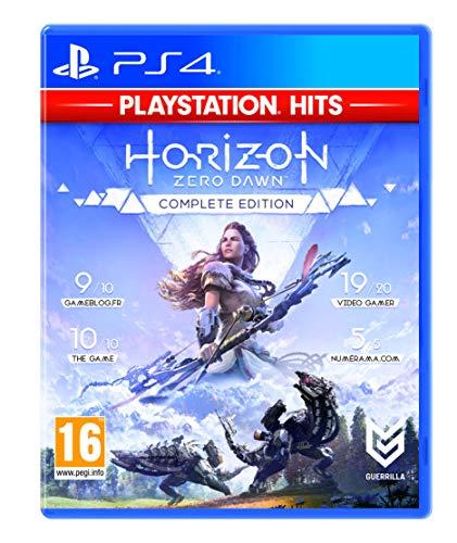 Horizon Zero Dawn Édition Complete - PlayStation Hits sur PS4