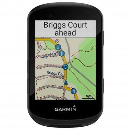 Compteur GPS Garmin Edge 530 (planetecycle.com)