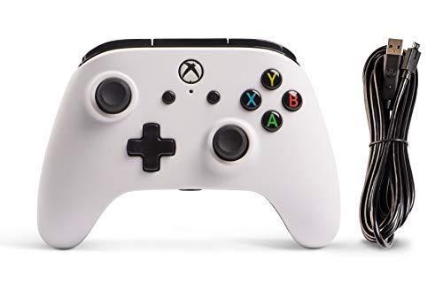 Manette Filaire PowerA pour Xbox One et PC