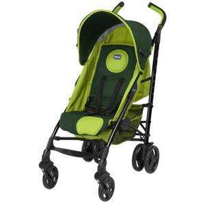 Poussette Chicco Canne Liteway Evergreen