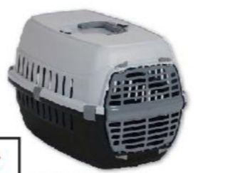 Valise de transport pour animaux - 32x50x30cm