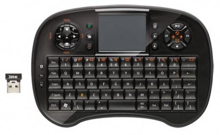 Pré-commande : Mini clavier Xebec sans fil Noir