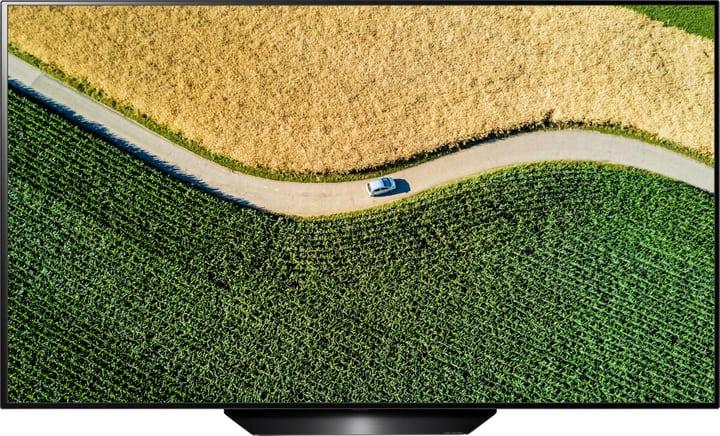 "TV 65"" LG OLED65B9 - 4K UHD, OLED, HDR10, Dolby Vison/Atmos, Smart TV (Frontaliers Suisse)"
