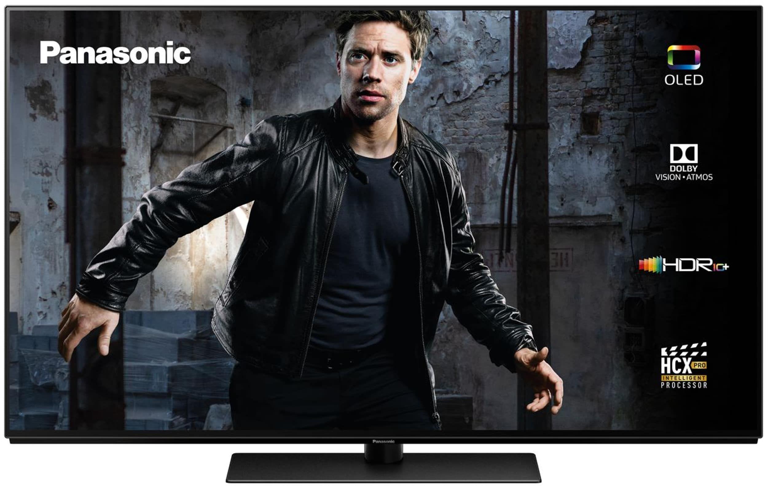 "TV OLED 55"" Panasonic TX-55GZC954 - 4K UHD, Smart TV (Frontaliers Suisse)"