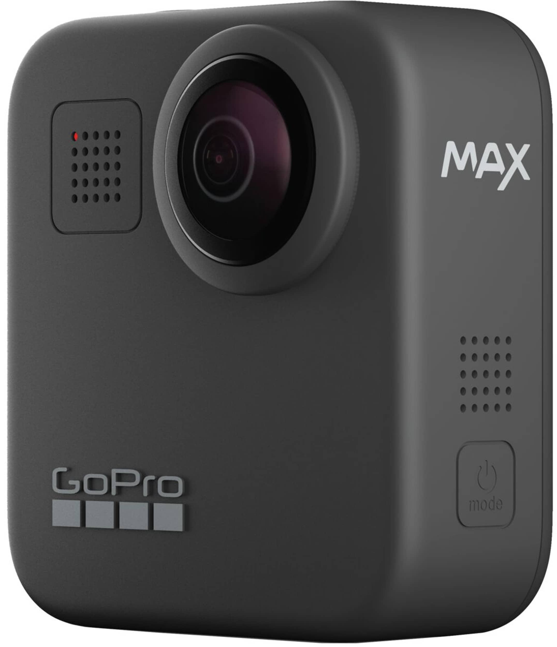 Caméra embarquée GoPro Max (Frontaliers Suisses)