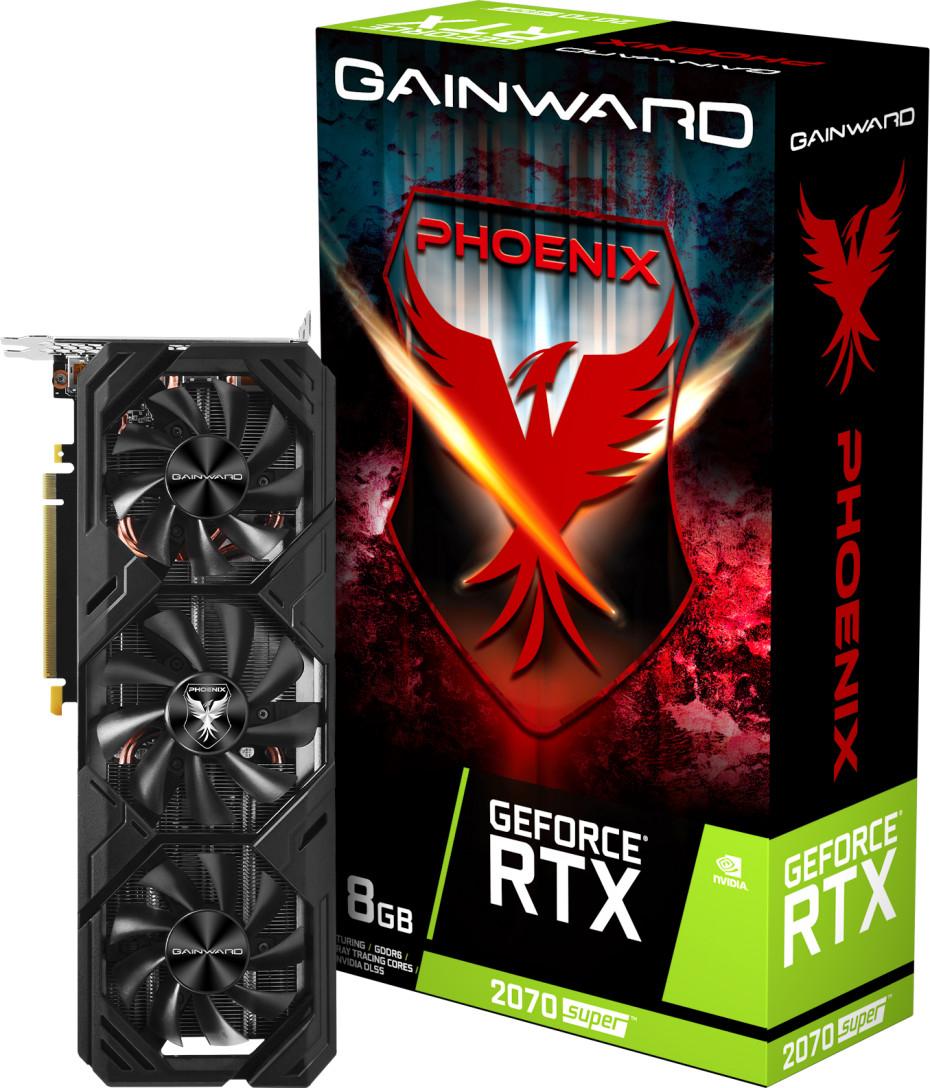 Carte graphique Gainward RTX 2070 Super Phoenix V1 - 8 Go