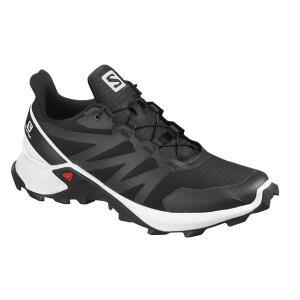 Chaussures de trail Salomon Supercross 2020 - Black/White