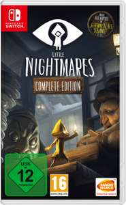 Little Nightmares - Édition Complete sur Switch