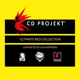 Collection Ultime Red: Cyberpunk 2077 + Witcher 1, 2 et 3 GOTY + ThroneBreaker sur PC (Dématérialisé - DRM Free)