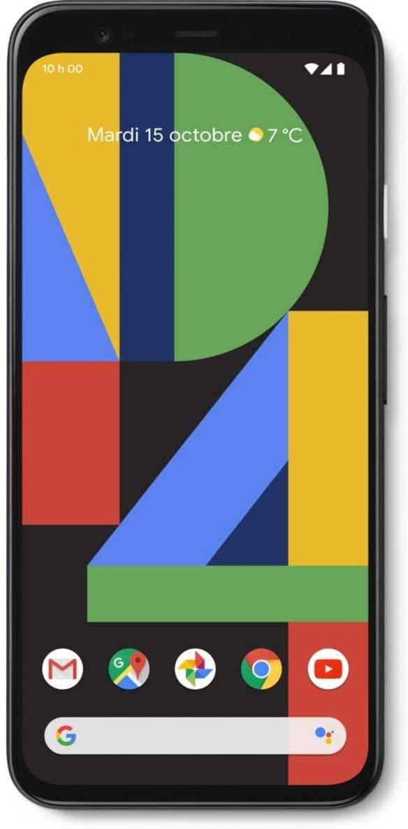 """Smartphone 5.7"""" Google Pixel 4 - 64Go (Vendeur Tiers)"""