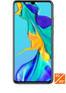 "[Clients Sosh ou Orange] Smartphone 6.1"" Huawei P30 - Full HD+, 6 Go de RAM, 128 Go, Noir"
