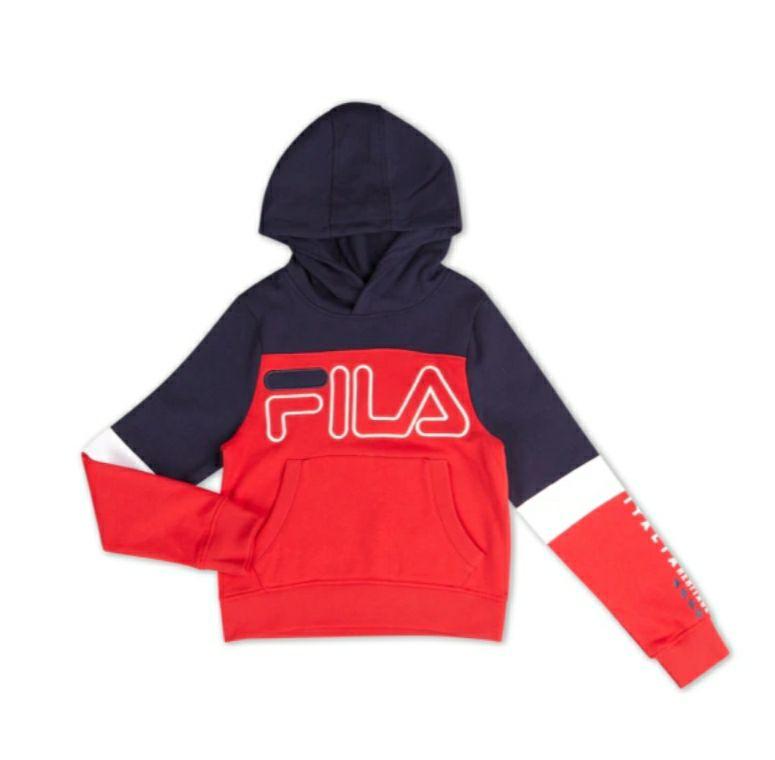 Sélection de vêtements en promotion - Ex: Hoodies Fila Samantha - Du 130/135 cm au 152/160 cm
