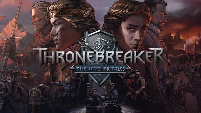 Licence The Witcher en promotion sur PC - EX: Thronebreaker: The Witcher Tales (Dématérialisé - GOG.com)