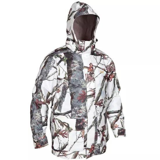 Veste de Chasse Imperméable 3-en- 1 Solognac 300 Camouflage - Tailles au choix