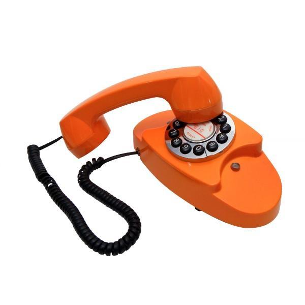 Orange is the New Black - Téléphone Princess 60's