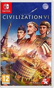Sid Meier's Civilization VI sur Switch