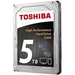 "Disque dur interne 3.5"" Toshiba X300 Boite Retail - 5 To, 7200rpm"
