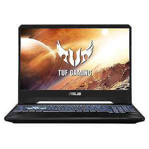 """PC Portable 15.6"""" Asus TUF Gaming FA506IV-HN305 - Full HD 144Hz, Ryzen 7-4800H, 8Go RAM, 512Go SSD, QWERTZ - frontaliers Allemagne"""