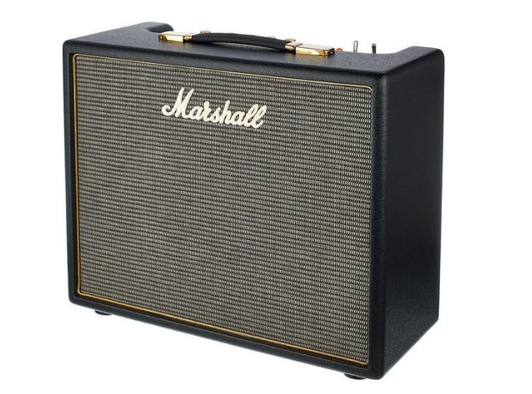 Ampli Guitare à Lampes Marshall Origin 5C Combo