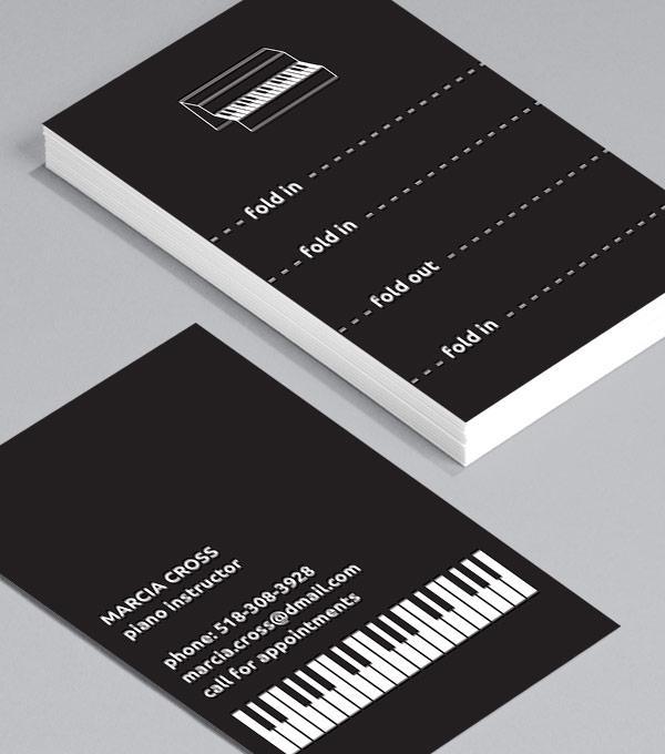 Lot de 20 cartes de visite connectées NFC