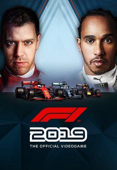 F1 2019 sur PC (Dématérialisé)