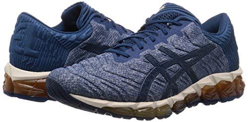 chaussure GEL-QUANTUM 360 5 d'ASICS.- Mako Blue, Taille 45