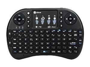 Mini-clavier sans fil Azerty Iclever IC-RF02