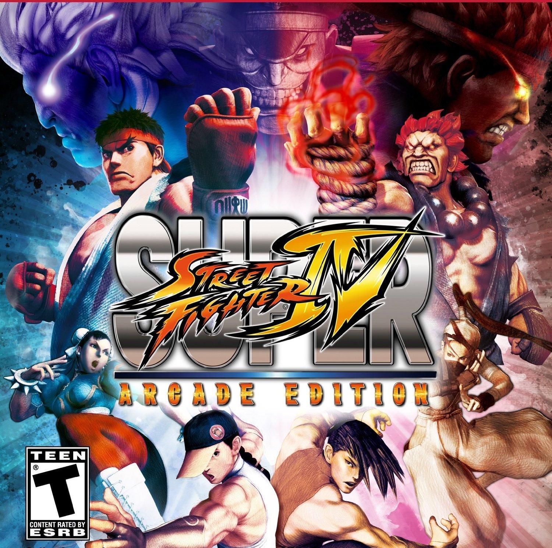 Jeu Super Street Fighter IV: Arcade Edition sur PC (Dématérialisé - Steam)