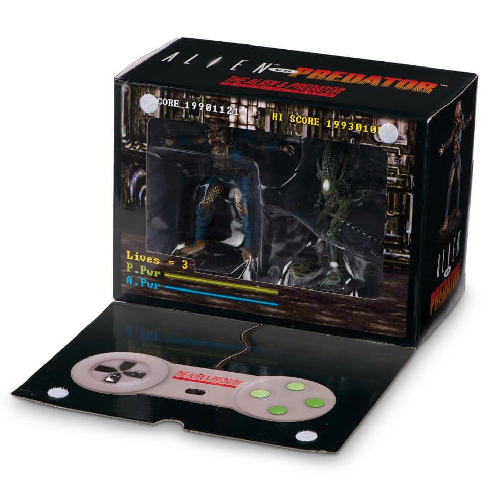 Pack de Figurines Alien VS Predator Eaglemoss