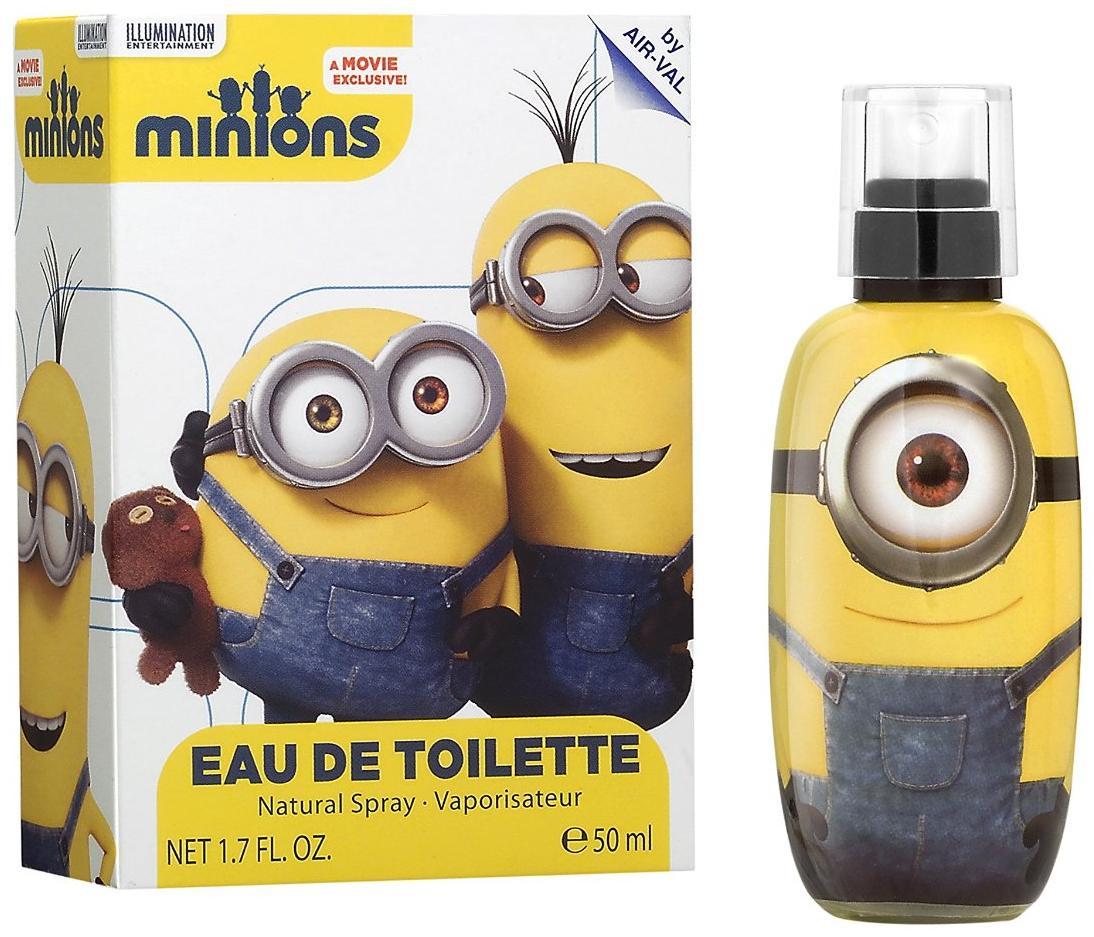 [Panier plus]  Eau de Toilette Minions - 50 ml