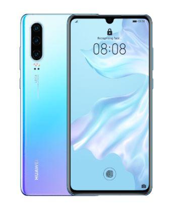 "[Etudiant Via MyUnidays] Smartphone 6.1"" Huawei P30 - Full HD+, 6 Go de RAM, 128 Go + Etui Portefeuille offert"