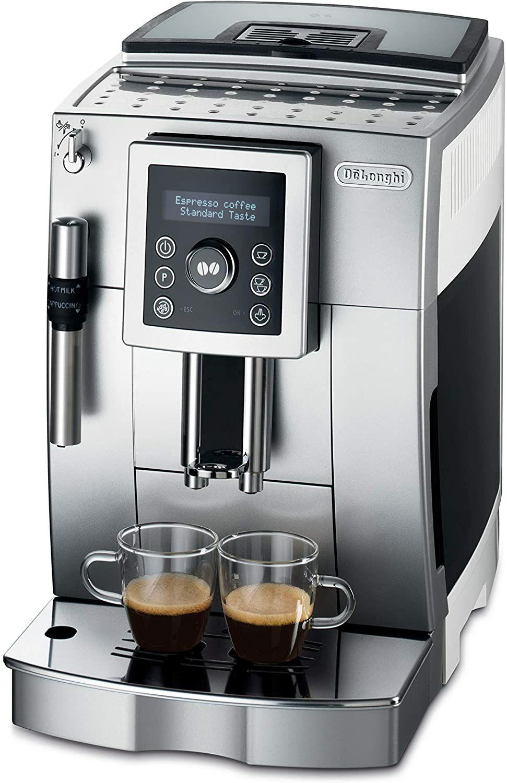 Machine expresso avec broyeur De'Longhi ECAM 23.420.SB