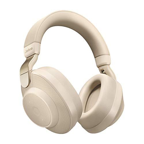 Casque sans fil à réduction de bruit Jabra Elite 85h - Bluetooth, Beige