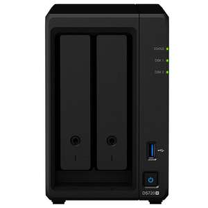 Serveur de stockage NAS Synology DS720+ - 2 baies (434.23€ via le code PARMABARDE)