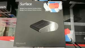 Souris Microsoft Surface Wedge Touch Mouse