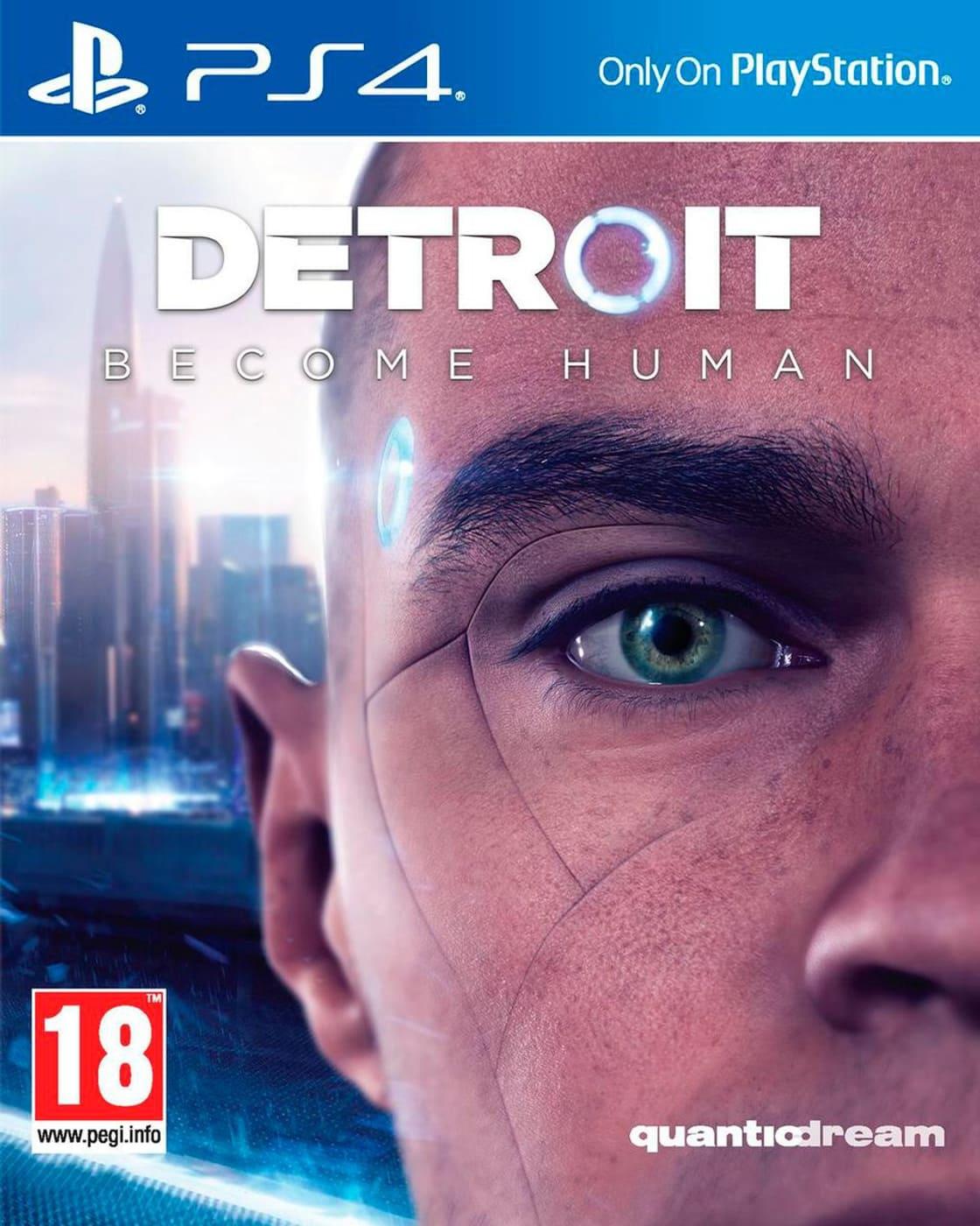 Sélections de jeux PS4 et Xbox One à 9,28€ - Ex : Detroit Become Human sur PS4 (Frontaliers Suisse)