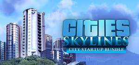 Bundle Cities: Skylines City Startup (jeu + 3 DLCs) sur PC (dématérialisé)