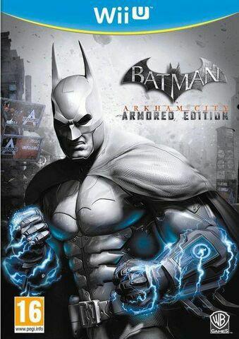 Sélection jeux Wii U & PS Vita à 6,99€ - Ex : Batman Arkham City - Armored Edition sur Wii U(Jeu FR / Boiter ES) + 0.35€ en SuperPoints